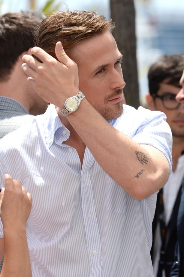 Ryan Gosling At Cannes Festival 2014