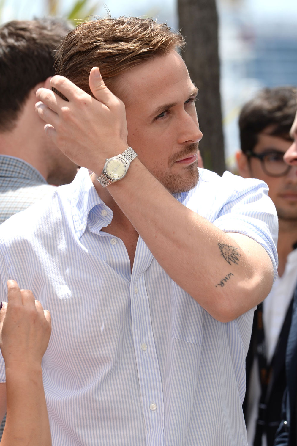 Watch The Photos Of Ryan Gosling In Cannes That We've Been Waiting For video
