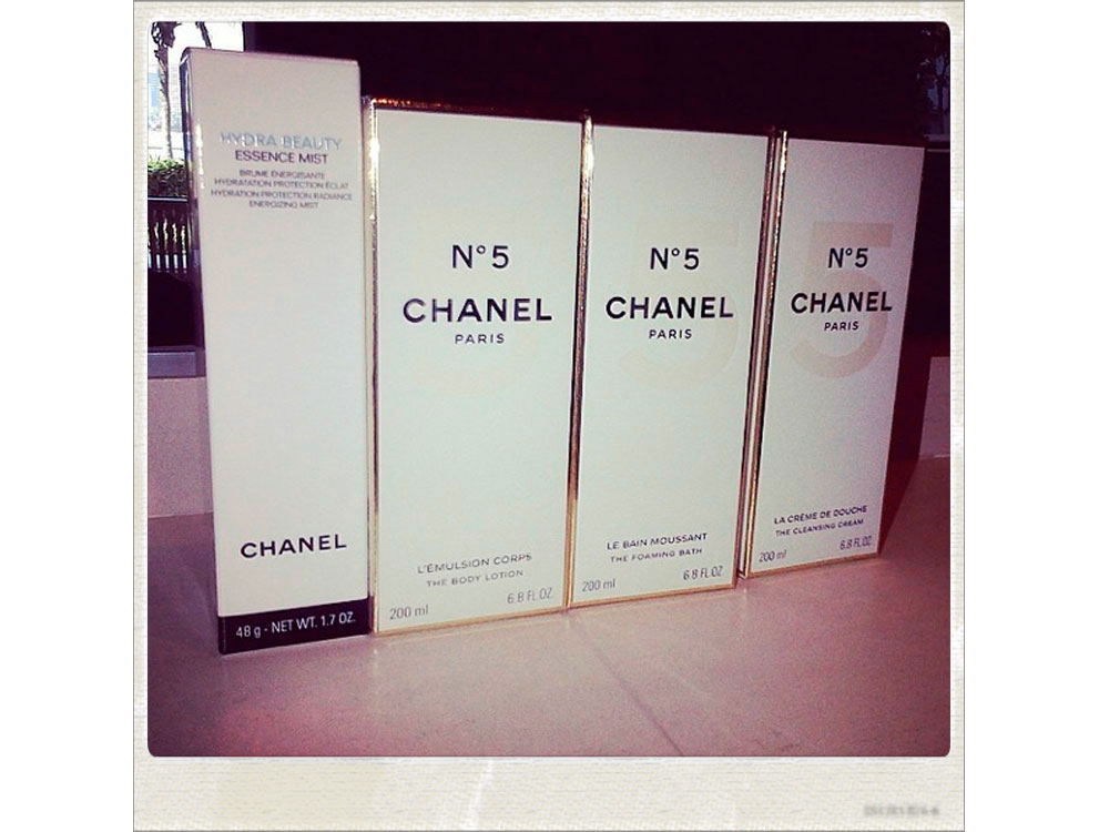 Chanel In Dubai: This Is What Happened