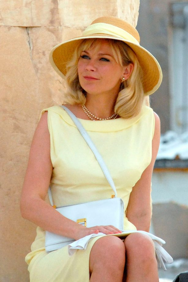 Kirsten Dunst begins filming The Two Faces of January in Athens, Greece