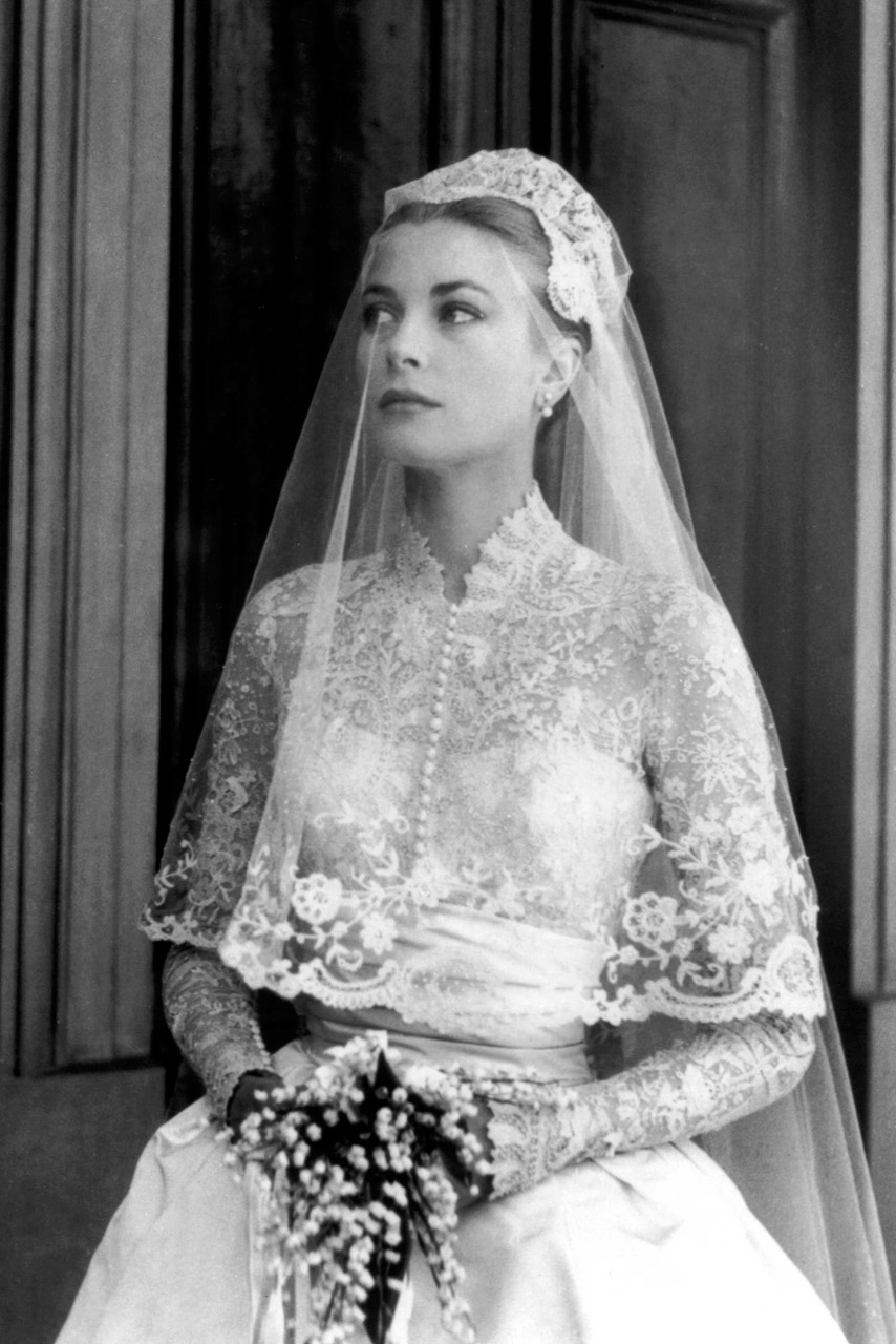 17 Of The Most Iconic Wedding Dresses Of All Time