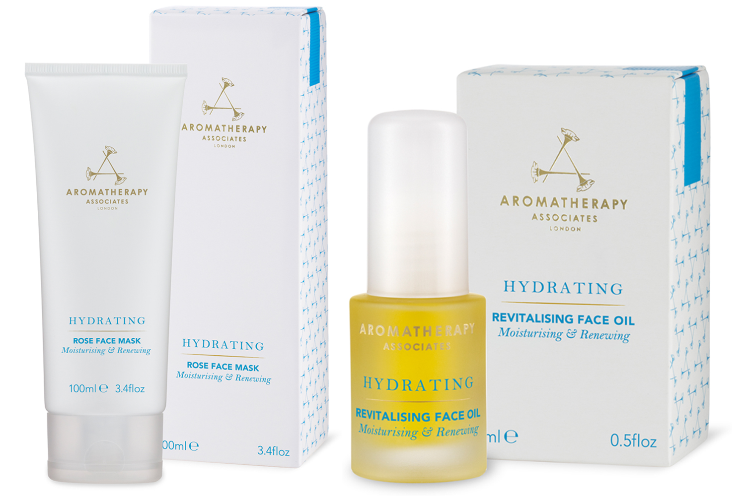 Friday Treat Competition Win Aromatherapy Associates Hydration Collection