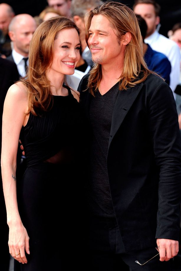 Angelina Jolie rocked the red carpet at the World War Z premiere
