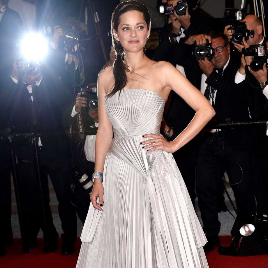 Cannes Film Festival 2014 Short and Medium-Length Hairstyles