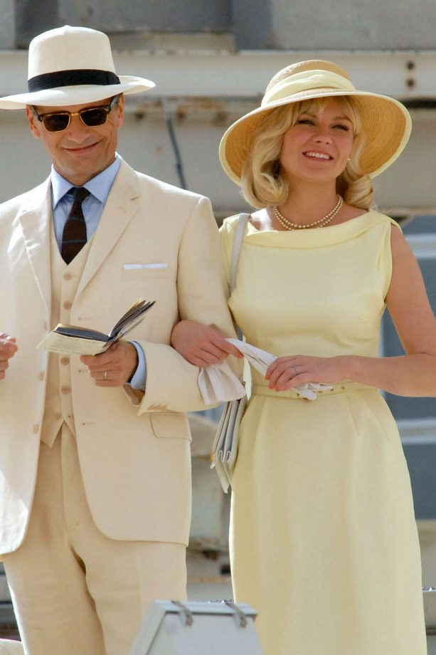 Kirsten Dunst Two Faces of January costumes