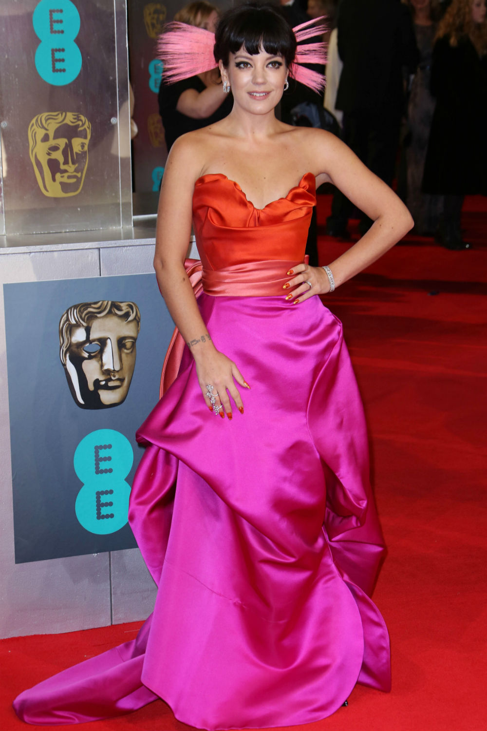 The 8 BAFTAs Looks We Can't Stop Talking About advise