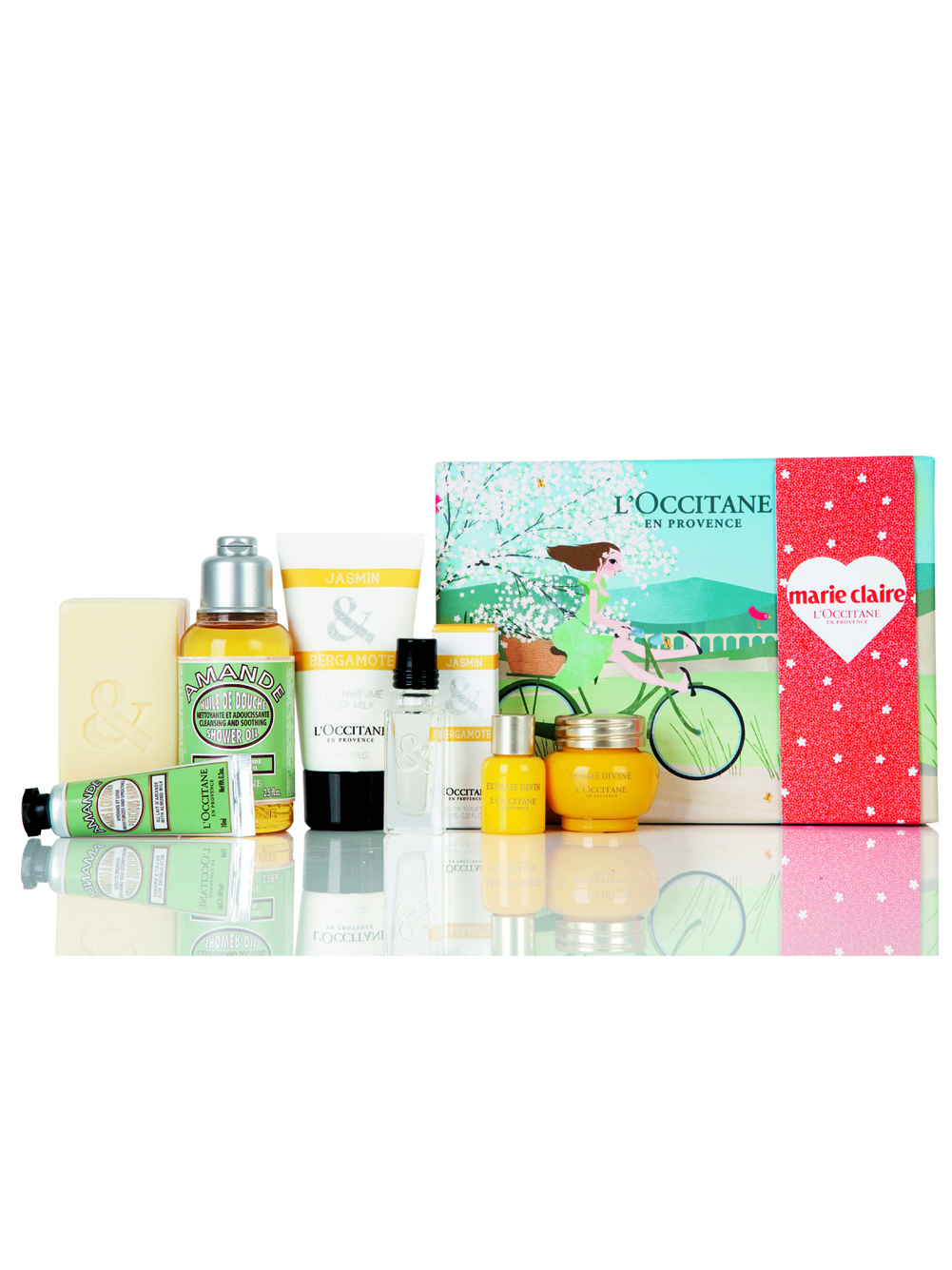 Friday Treat Competition Win L'Occitane Beauty Products Worth 64