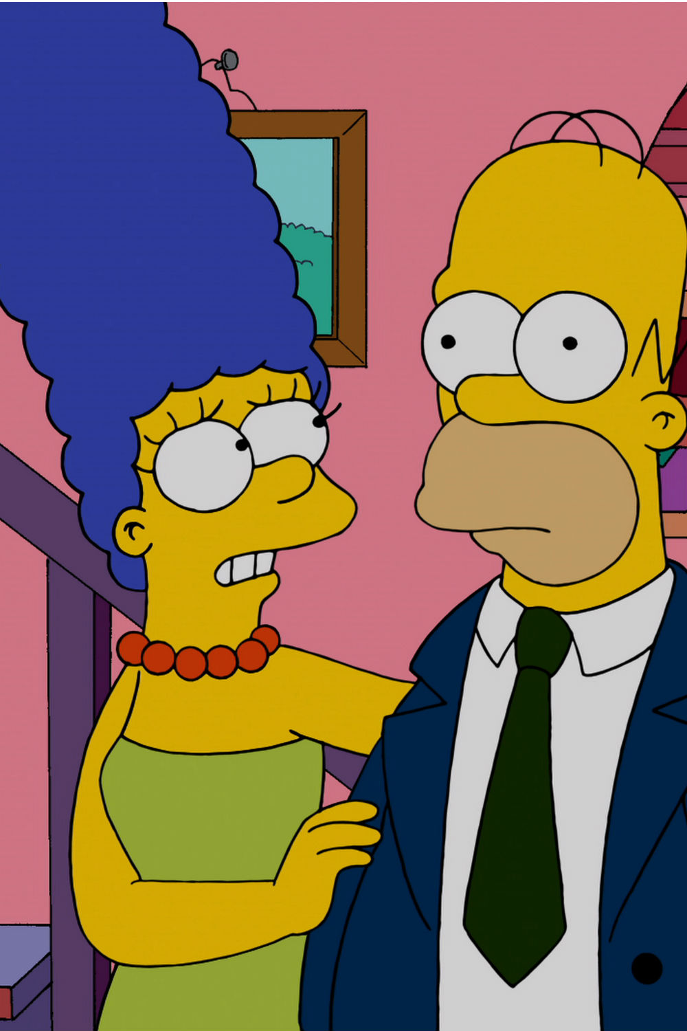 Marge Simpson (- ) quotes on planetclaireTV. Season 1 Marge: I don't want to alarm anybody, but I think there's a little al-key-hol in this punch. Homer: I'm sorry, Marge.
