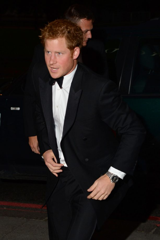 Prince Harry - Cressida Bonas - Boodles Boxing Ball - Marie Claire - Marie Claire UK