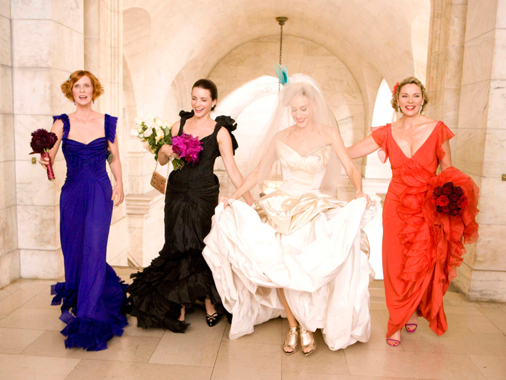 Do Brides Expect Too Much From Their Bridesmaids?