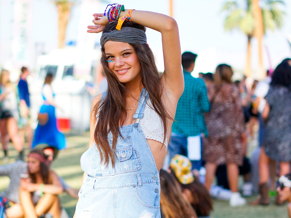 The Smart Girl's Guide To Festival Beauty