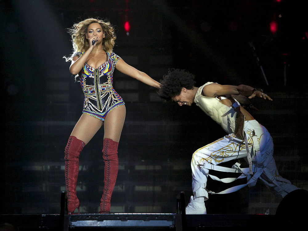 Beyonce shoes quotes