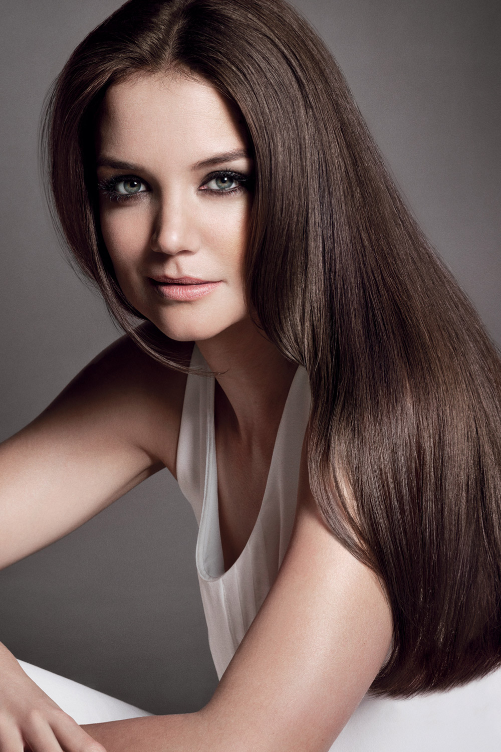 Katie Holmes Beauty Tips
