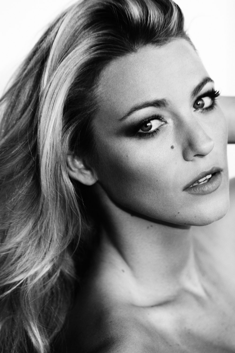 Blake Lively For L'Oreal: The Campaign We've All Been Waiting For