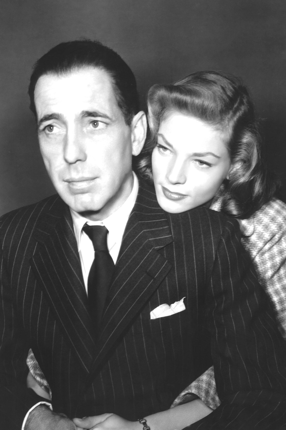 Lauren bacall and humphrey bogart 39 s wedding video for Lauren bacall married to humphrey bogart