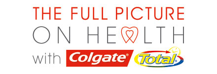 The full picture on health with Colgate Total
