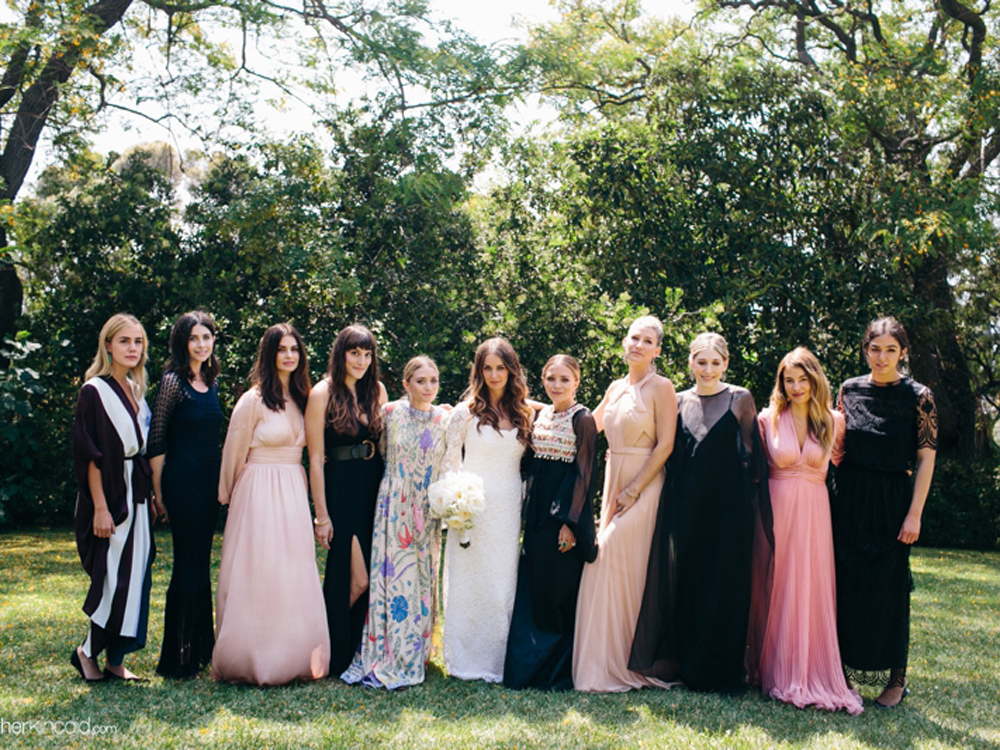 Ashley siebert olsen wedding