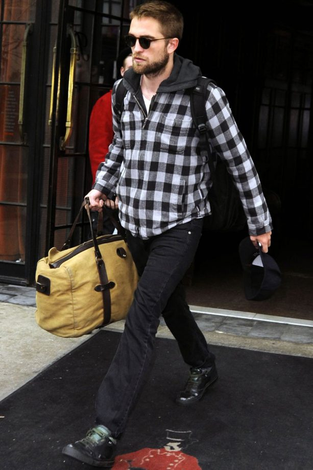 Robert Pattinson out and about in LA