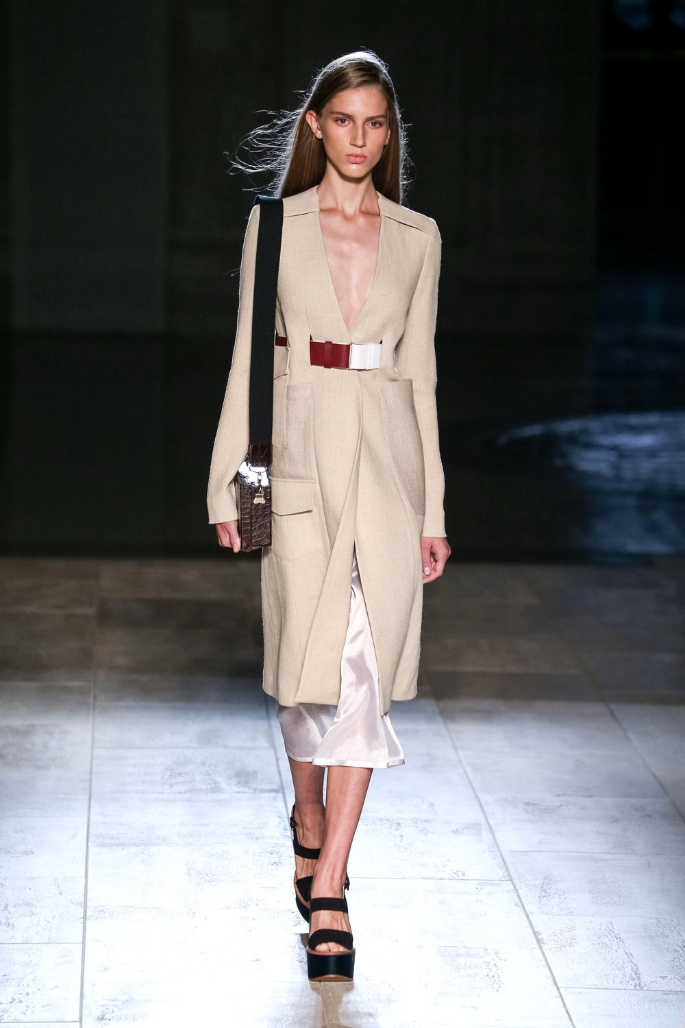 The Story Of Victoria Beckham's SS15 Show By Numbers