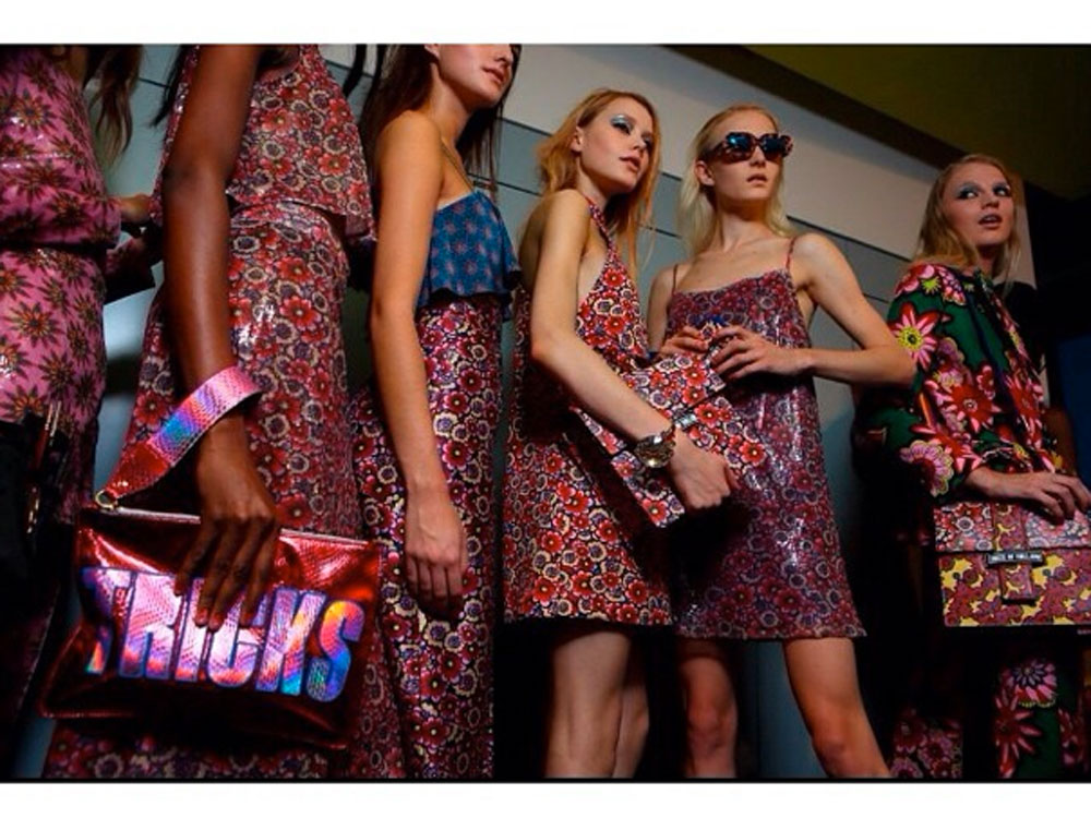 Henry Holland Talks Us Through His SS15 Retro Disco Collection