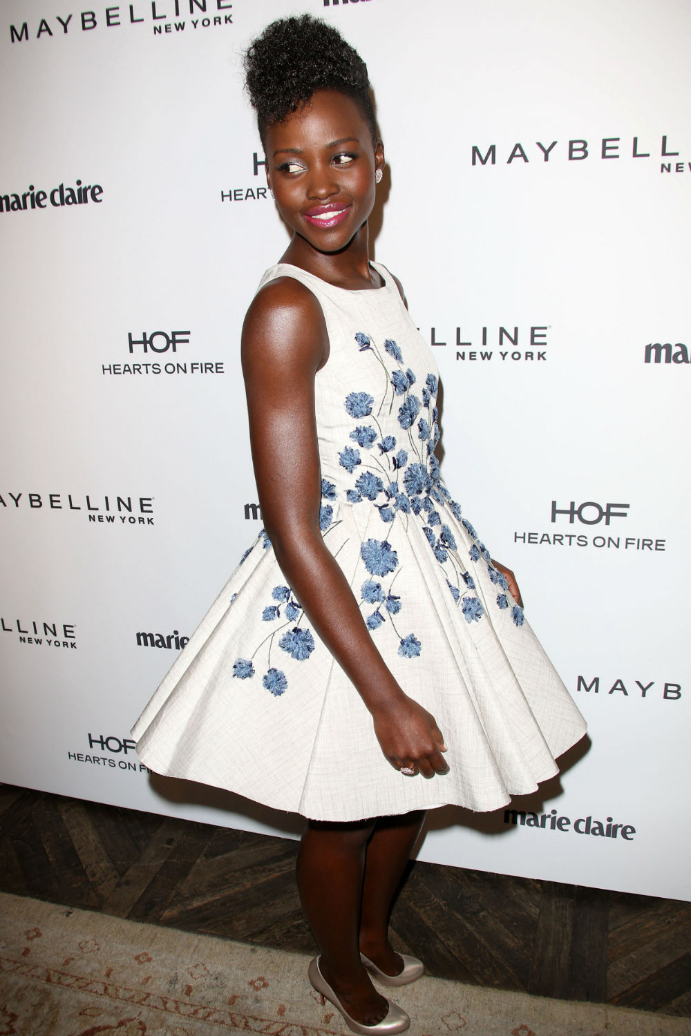 Lupita Nyong 39 O Cements Her Style Status Thanks To The Cfda