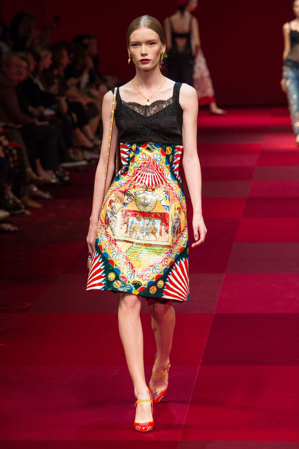 Dolce Gabbana Break The Mould With Their SS15 Show At Milan Fashion Week recommend