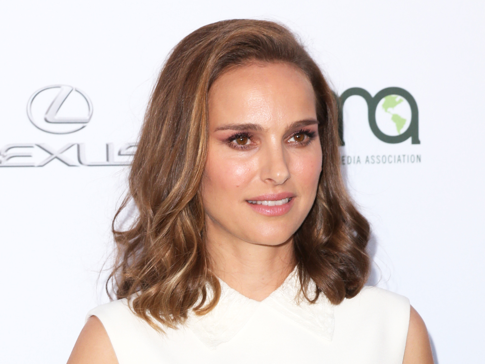 Hairstyles For Square Faces Natalie Portman