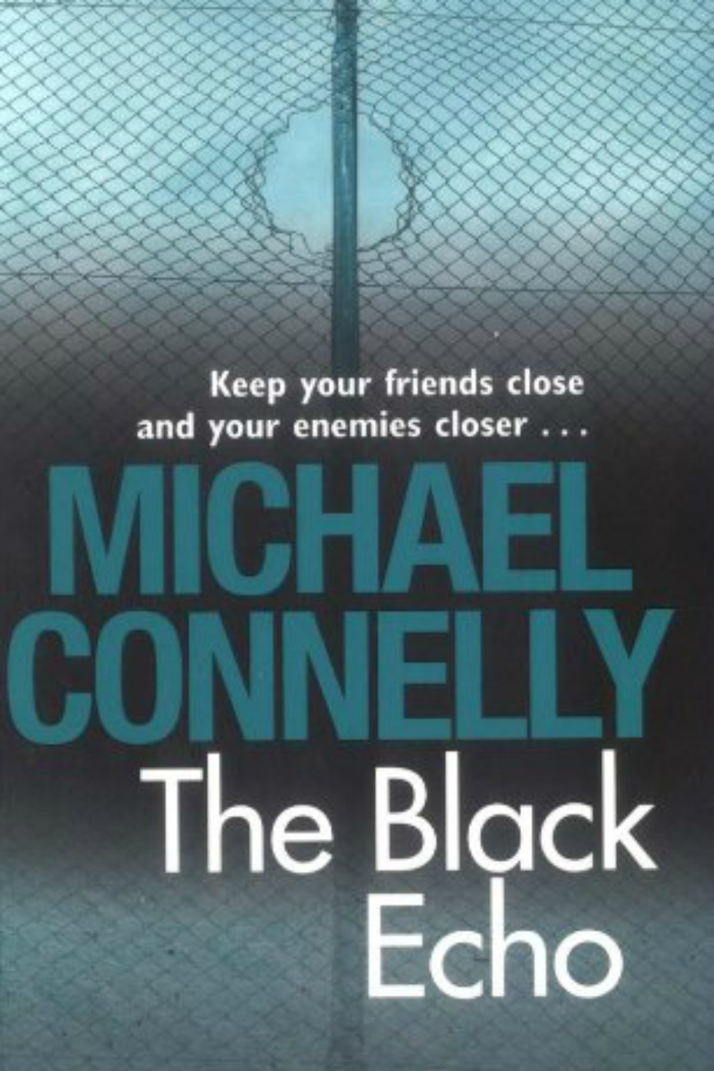 michael connelly book list