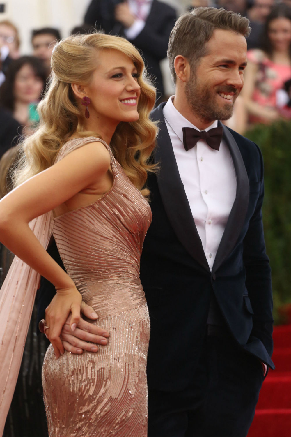 Blake Lively And Ryan Reynolds Have Chosen The Best Godmothers For Their Baby