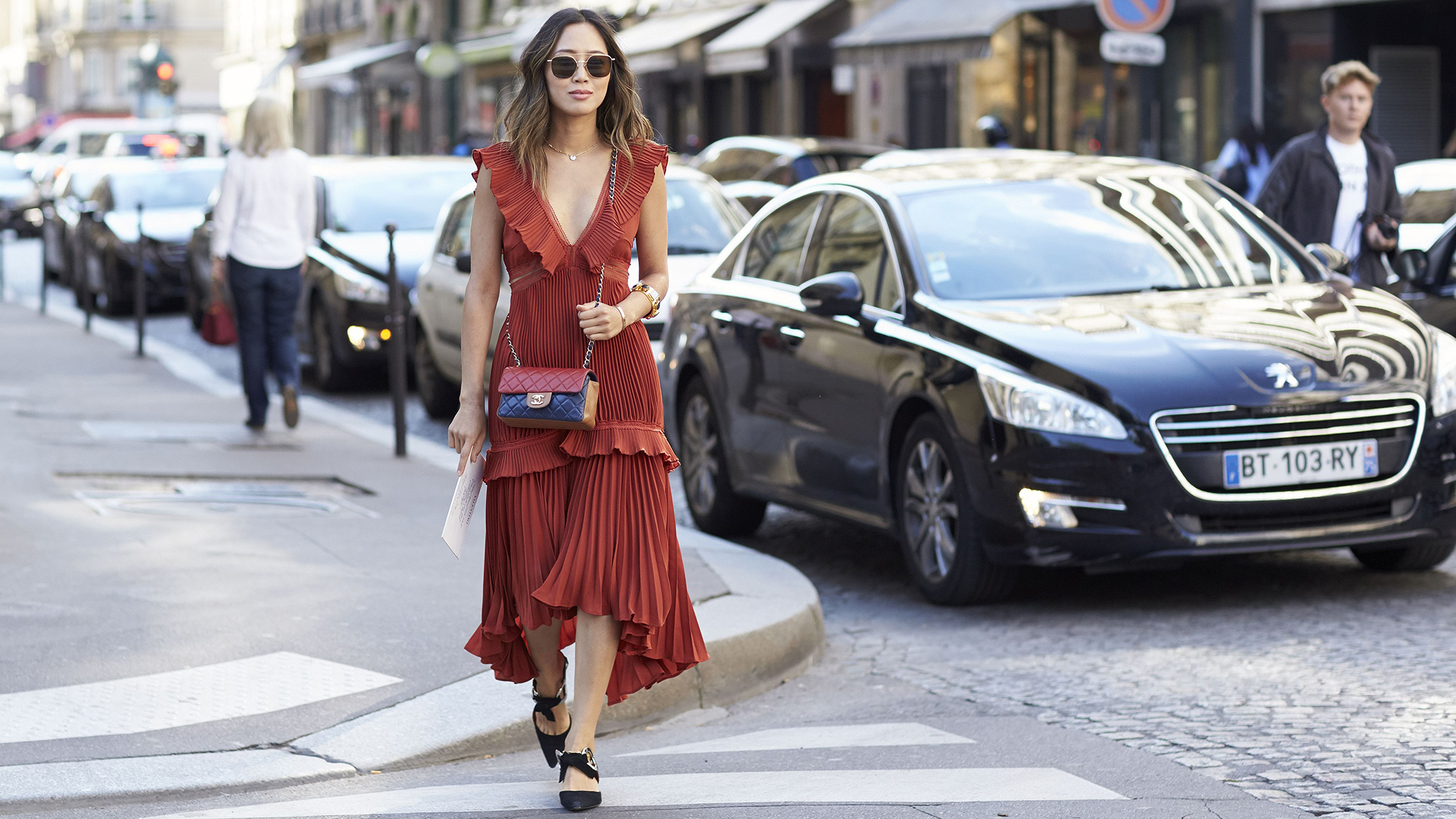 The most flattering midi dresses for spring