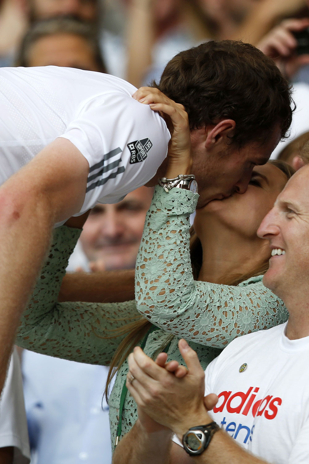 Andy Murray And Kim Sears Engaged