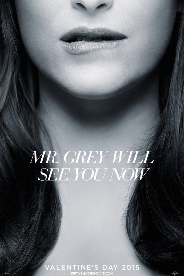 Fifty Shades Of Grey movie trailer pictures