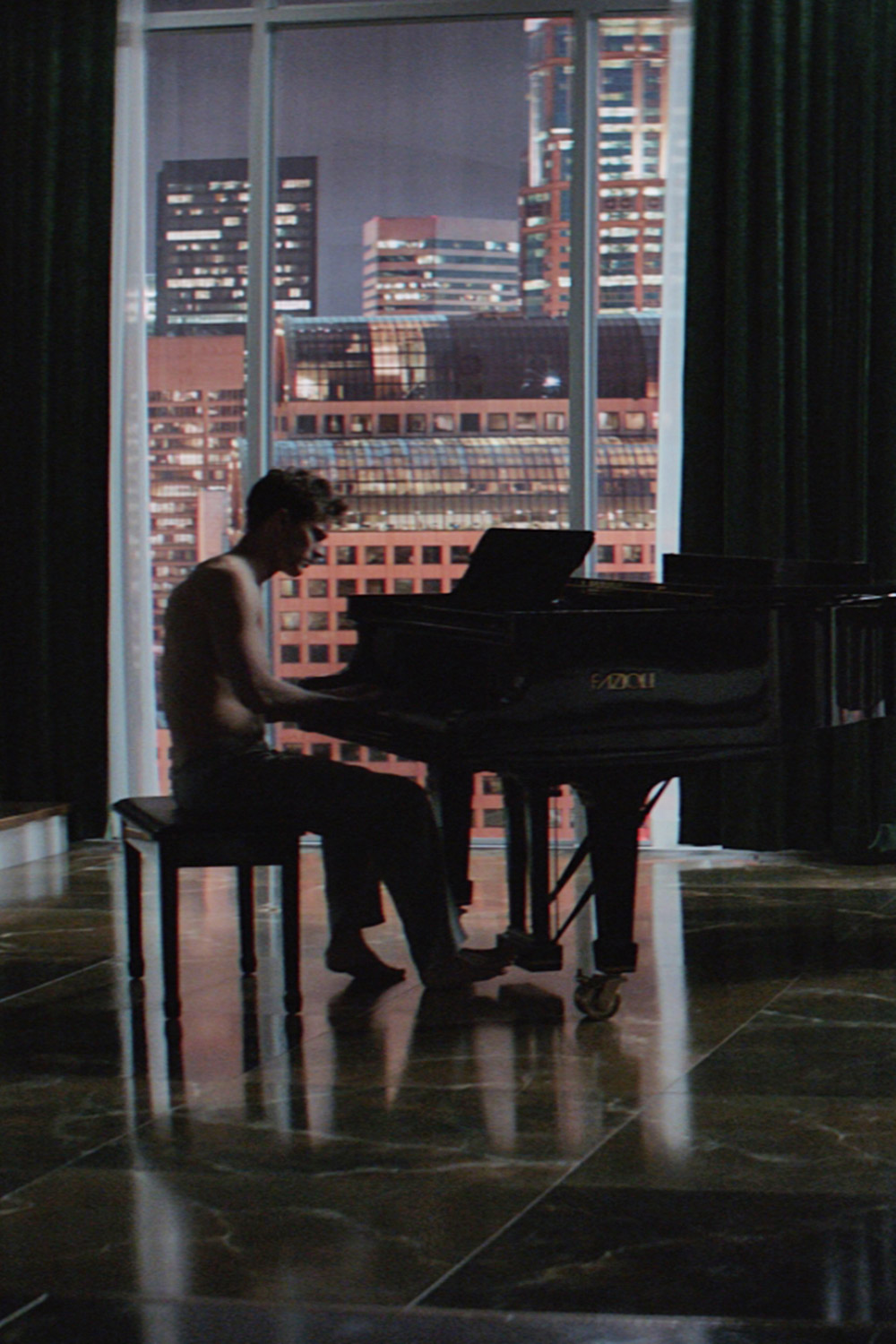 Fifty shades of grey movie trailer inside christian grey for What kind of movie is fifty shades of grey