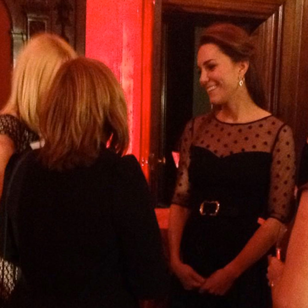 Jenny Packham Champions UK Fashion In Charity Show Celebrating Design Talent From Across The Commonwealth