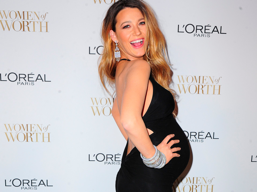 Outstanding Blake Lively And Ryan Reynolds Real Baby Name Has Been Leaked Hairstyles For Men Maxibearus