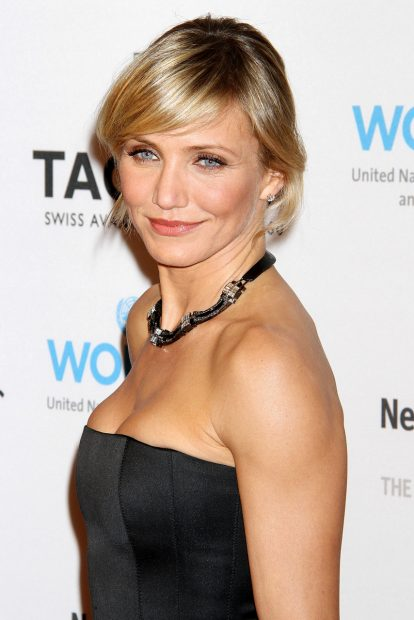 Cameron Diaz Joins Fashion Label As Artistic Director