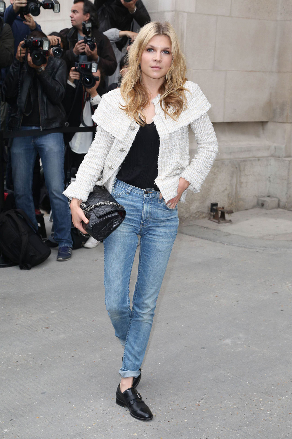 French It Girl Style 20 Style Rules From The Best Dressed
