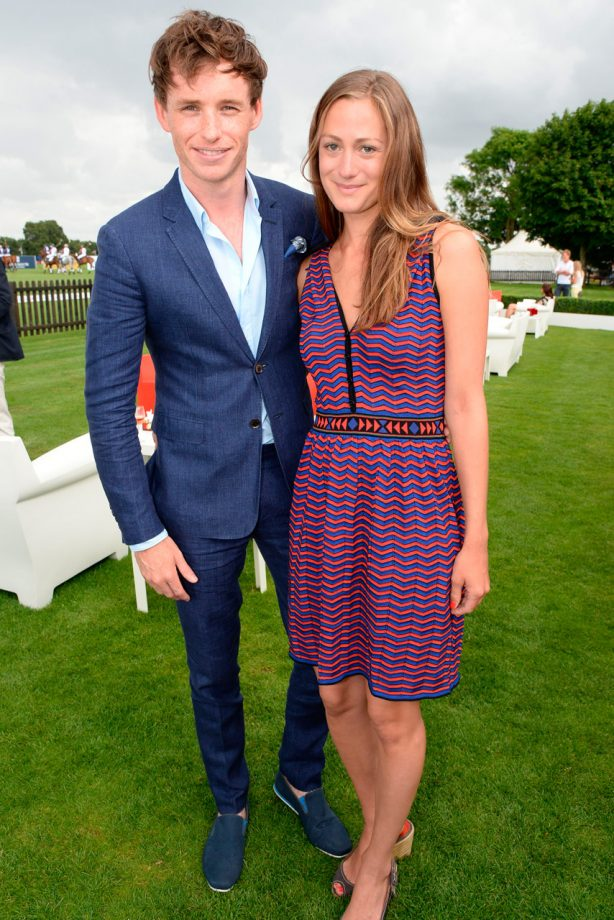 Eddie Redmayne and girlfriend Hannah Bagshawe