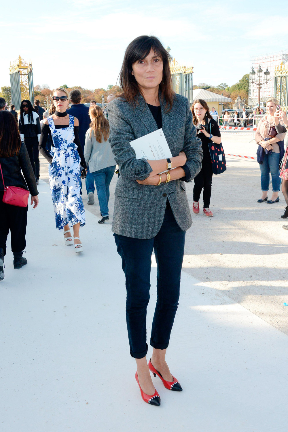 French IT Girl Style: 20 Style Rules From The Best Dressed