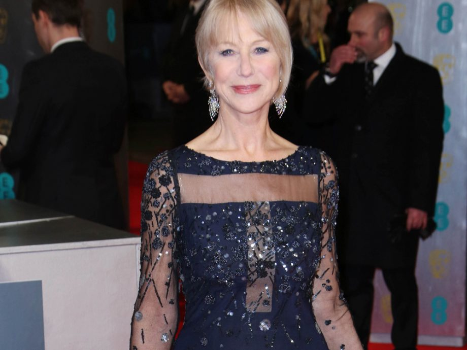 Photo of Helen Mirren