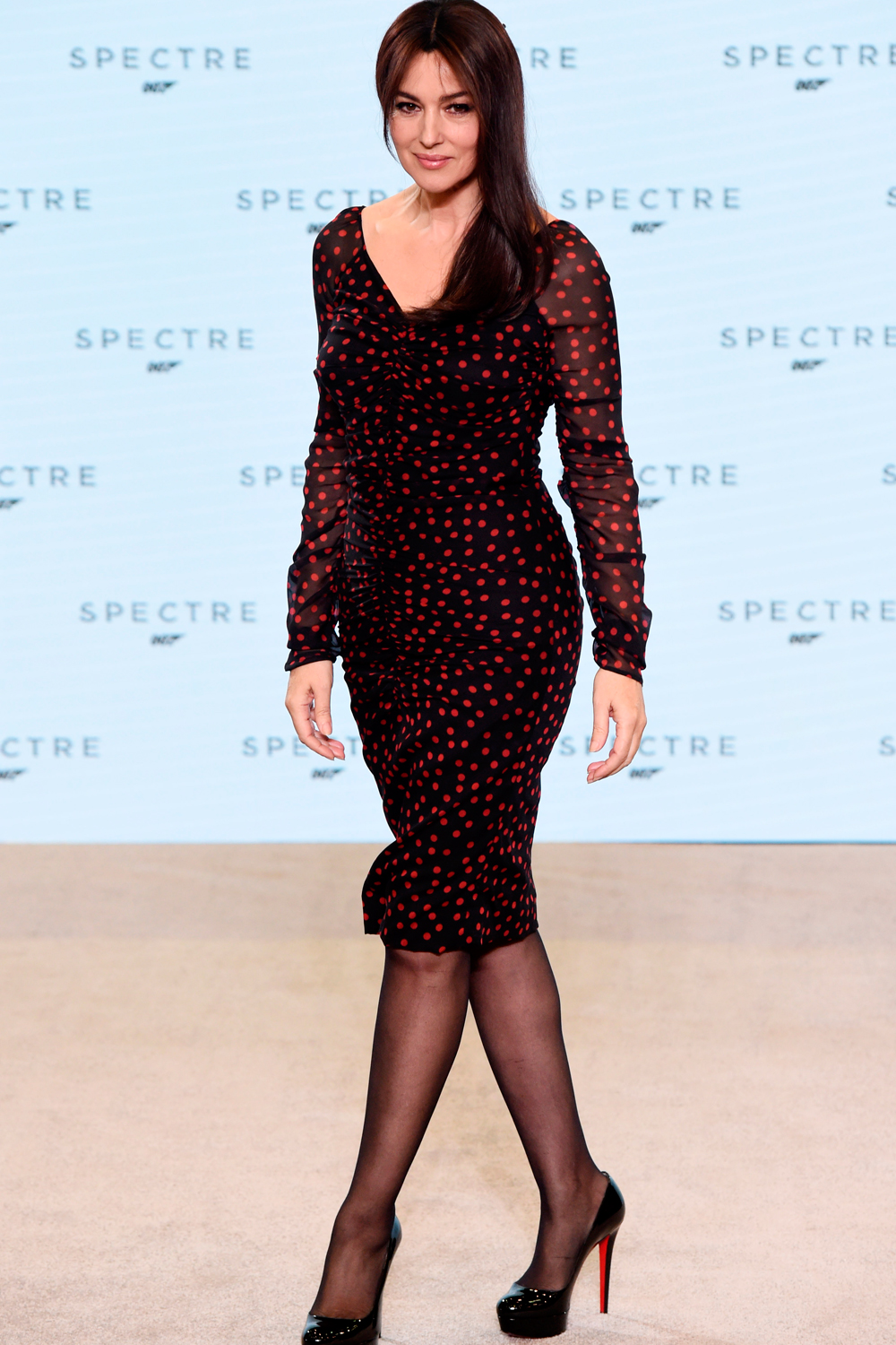 Terrific James Bond Spectre Cast Announced With The Oldest Bond Girl In Short Hairstyles Gunalazisus