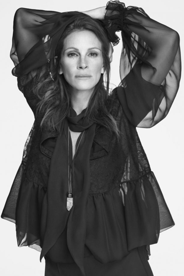Julia Roberts in Givenchy SS15 campaign