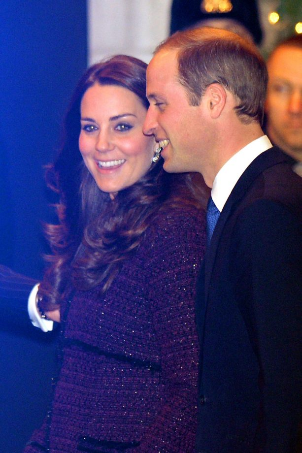 Duke and Duchess of Cambridge at the Carlyle Hotel in New York