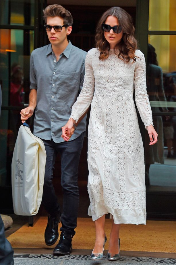 Keira Knightley And James Righton Are As Cute As Ever In New