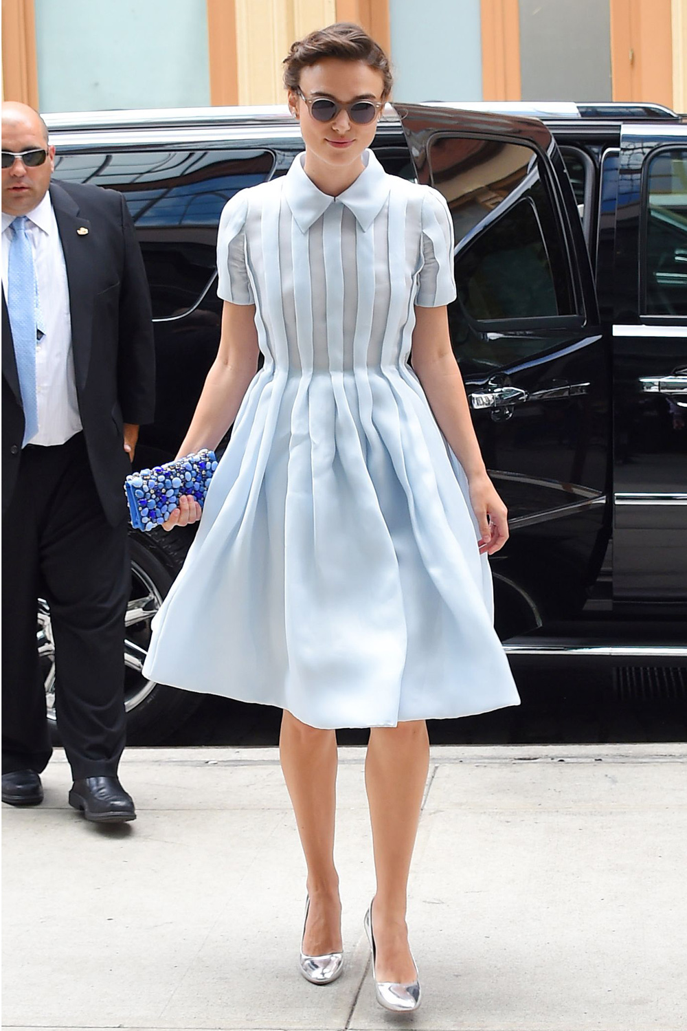Victoria Beckham, Keira Knightley And Taylor Swift Wear