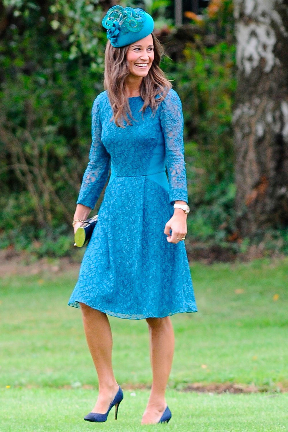 Pippa Middleton Joins Prince William And Harry At Wedding, But Where ...