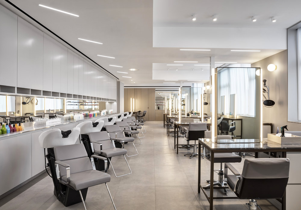 blow dry bars London Daniel Galvin