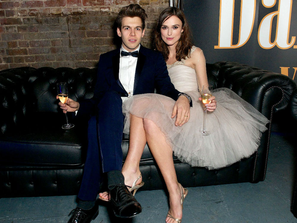 c4ce7731805 Keira Knightley Ruined Her Chanel Wedding Dress With Red Wine