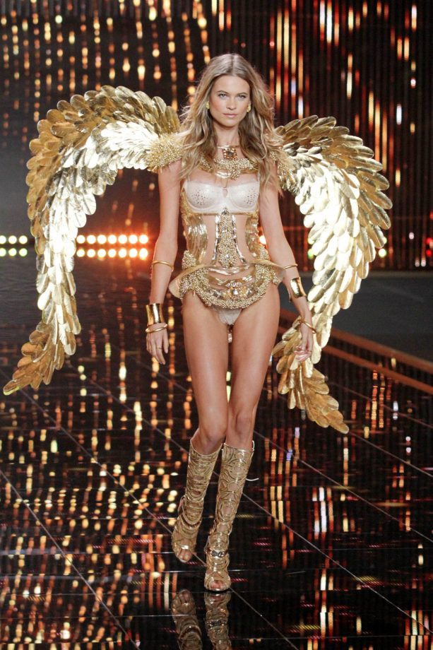 Photo from the Victoria's Secret Fashion Show London 2014