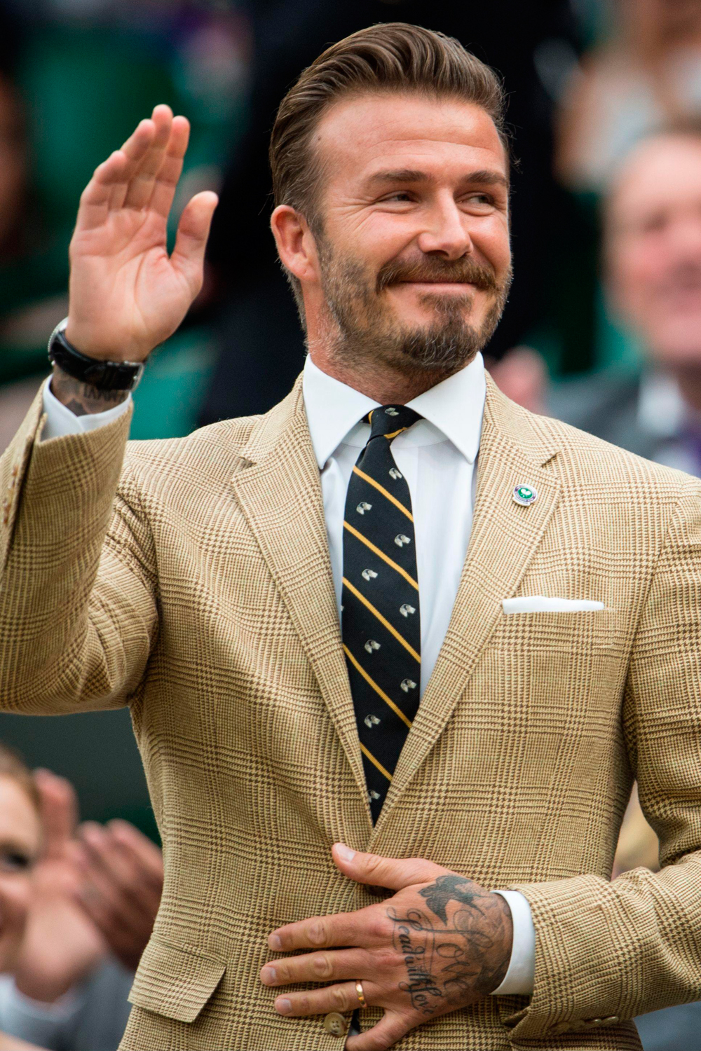 David Beckham Gets Fat-Shamed By Harper, But Admits He Loves To Embarrass His Kids